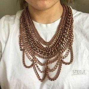 BaubleBar Jewelry - BaubleBar Bib Chain Necklace